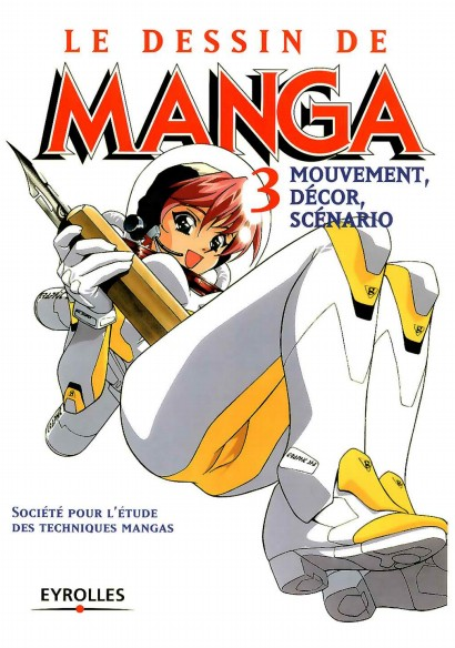 Le Dessin de Manga Tome 3