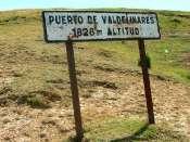 Puerto de Valdelinares - ES-TE-1836 (Panneau)