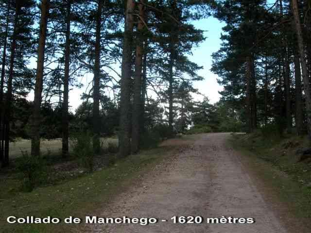 Collado de Manchego - ES-CU- 1620 mètres