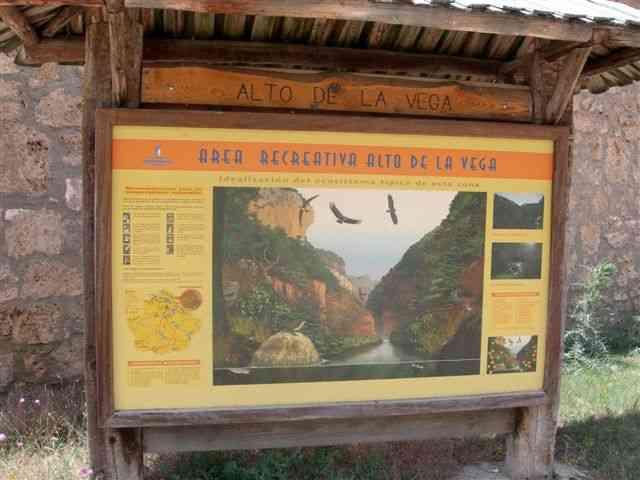 Alto de la Vega - ES-CU-1490 (Panneau)