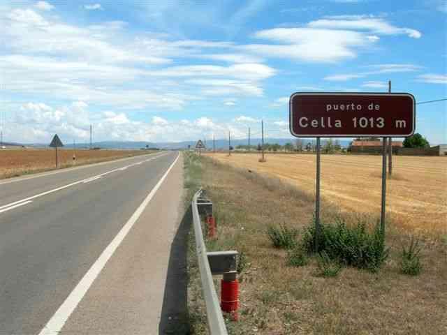 Puerto de Cella - ES-TE-1013