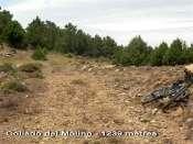 Collado del Molino - ES-TE- 1239 mètres
