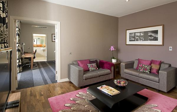 quelle couleur avec du teck. Black Bedroom Furniture Sets. Home Design Ideas