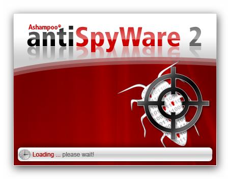 Надежная антишпионская программа Ashampoo  AntiSpyWare