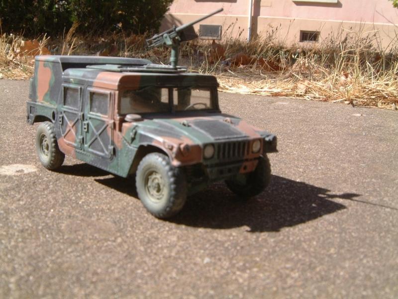 "Hummer ""Commando"" 1/35 Italeri 090726084736588624139875"