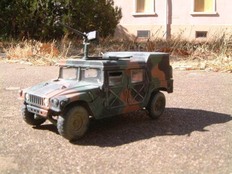 "Hummer ""Commando"" 1/35 Italeri 090726084747588624139878"