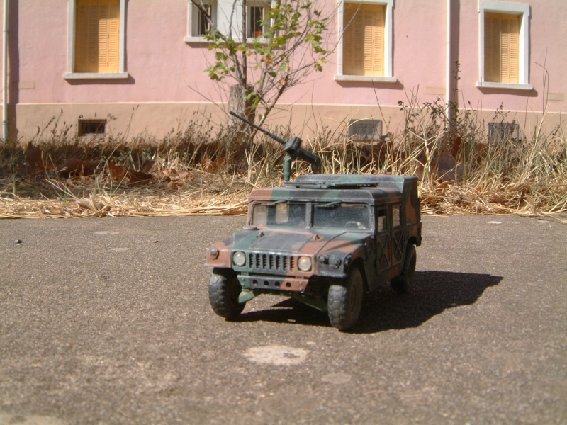 "Hummer ""Commando"" 1/35 Italeri 090726084759588624139882"