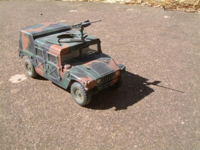 "Hummer ""Commando"" 1/35 Italeri 090726084819588624139889"