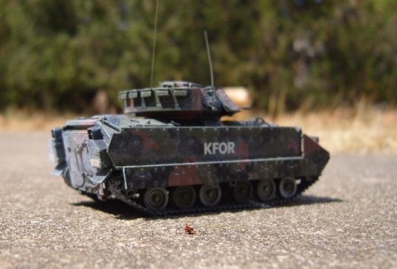 M2A2 Bradley 1/72 Revell 090808030331588624215063