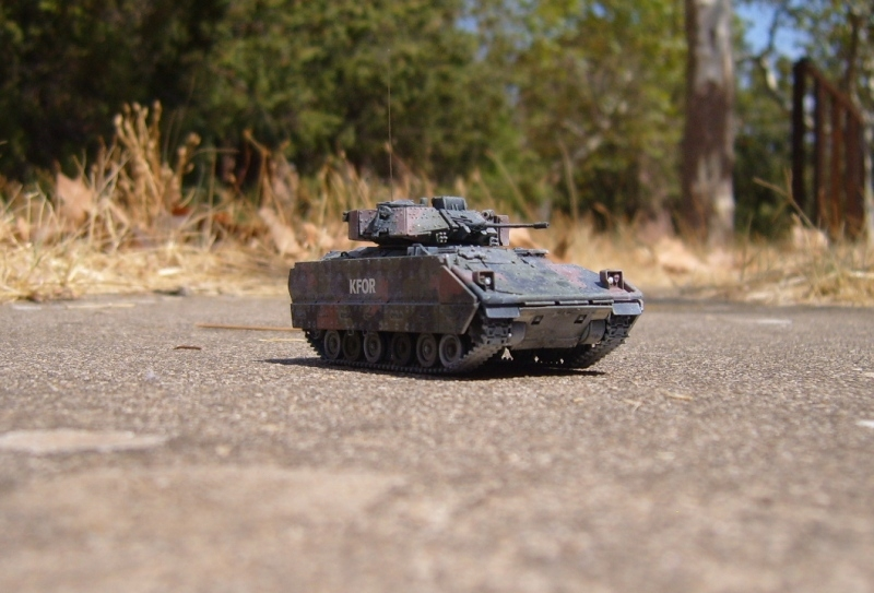 M2A2 Bradley 1/72 Revell 090808030346588624215067