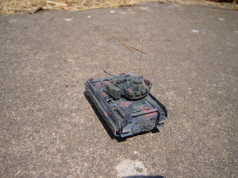 M2A2 Bradley 1/72 Revell 090808030413588624215071