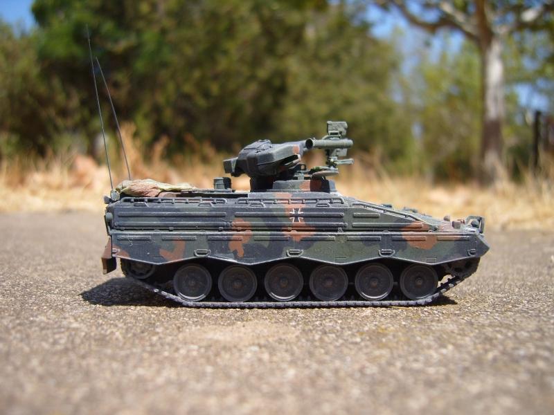 Marder Bundeswehr 1/72 Revell 090808030529588624215095