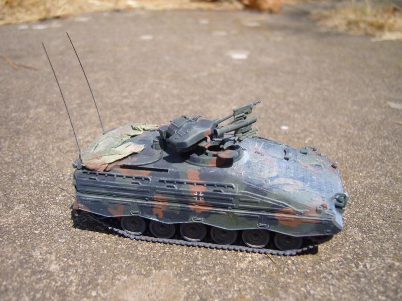 Marder Bundeswehr 1/72 Revell 090808030540588624215096