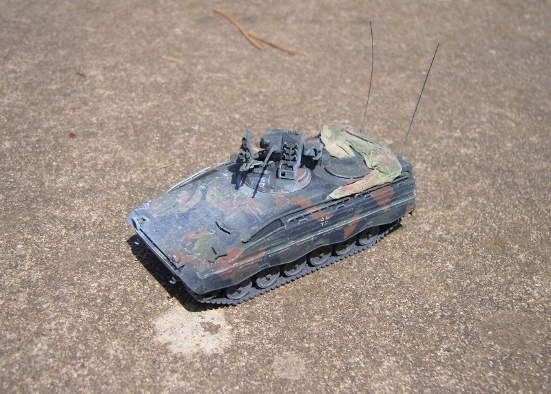Marder Bundeswehr 1/72 Revell 090808030556588624215098