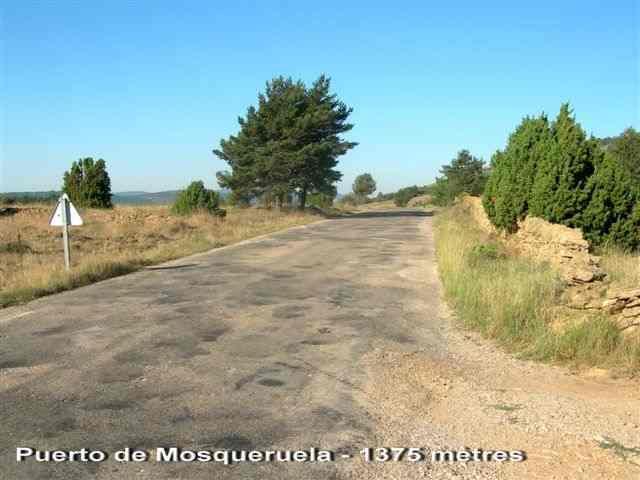 Puerto de Mosqueruela - ES-TE-1375