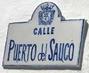 Puerto del Quejigal - ES-MA-0774 (Plaque)