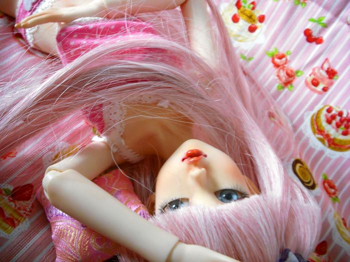 [garden of dolls  Nabi Kiss ]petit bonbon acidulé (nue/sexy) 090818103852482174276325