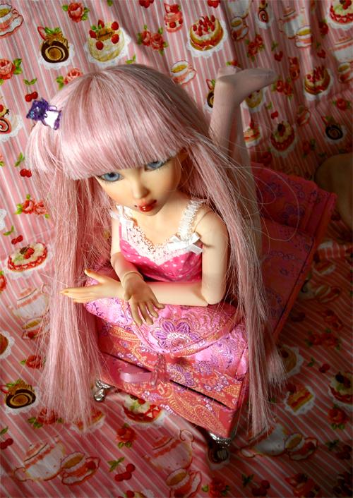 [garden of dolls  Nabi Kiss ]petit bonbon acidulé (nue/sexy) 090818103853482174276328