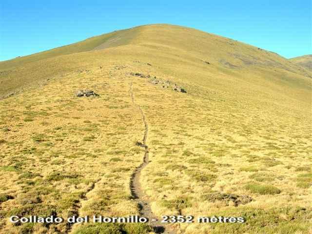 Collado del Hornillo - ES-GR- 2352 mètres