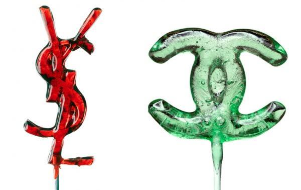 Sucettes/Lollipops x Massimo Gammacurta