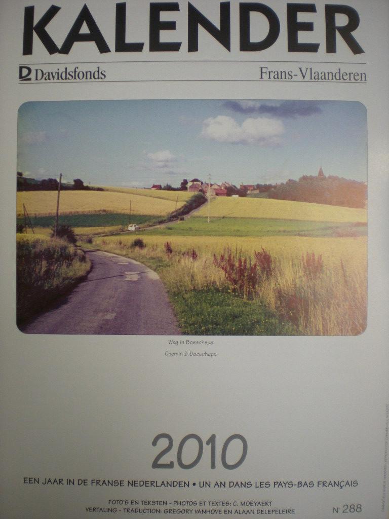 Davidsfonds Frans-Vlaanderen 090830090751440054352370