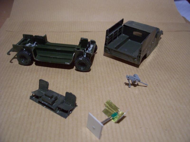 "Projet ""retouche"" Hummer 1/72 090903093453588624380285"