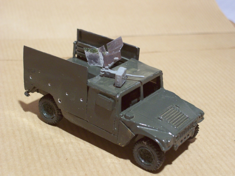 "Projet ""retouche"" Hummer 1/72 090903093524588624380290"