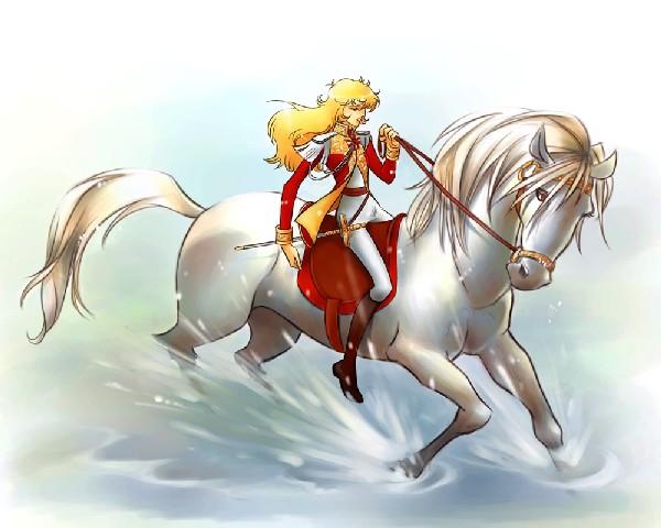 Lady oscar: La rose de Versailles 090905010959702124388648