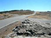 Collado del Hornillo - ES-AL- 2116 mètres