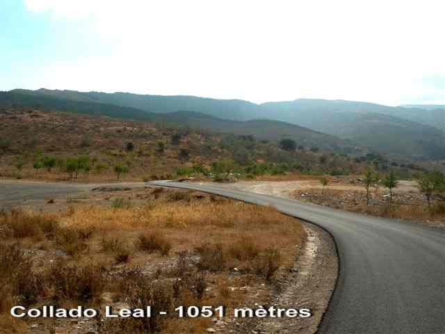 Collado del Cubico - ES-AL- 1017 mètres