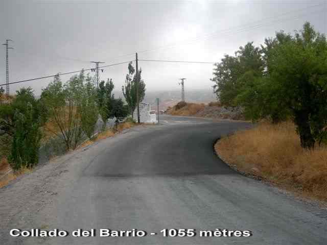 Collado del Barrio _ ES-AL- 1055 mètres