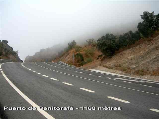 Puerto de Benitorafe ES-AL-1168