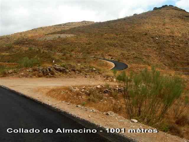 Collado de Almecino ES-AL- 1001 mètres