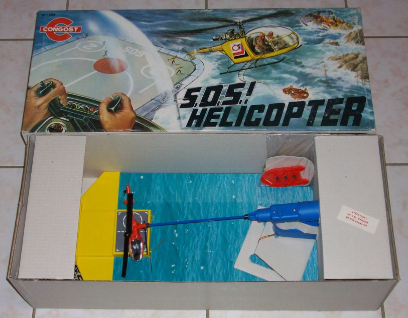 SOS HELICOPTER - Congost 090909110322668844418794