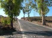 Collado de la Manoleta - ES-AL- 574 mètres