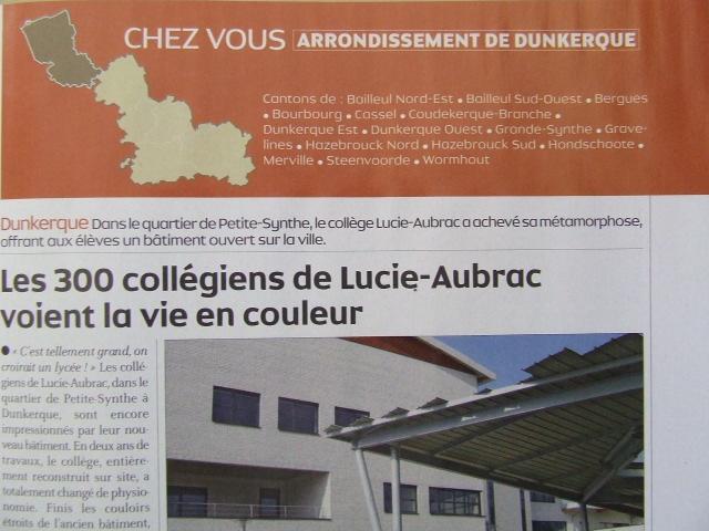 Het tijdschrift van het Département du Nord 090910105933440054420412