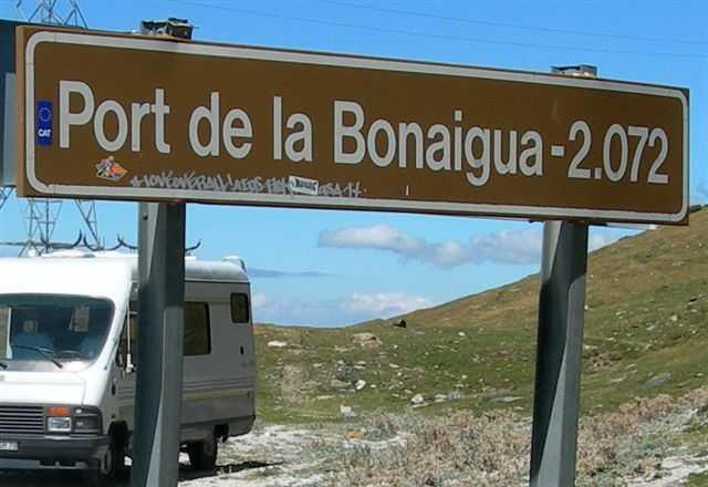 Port de la Bonaiga