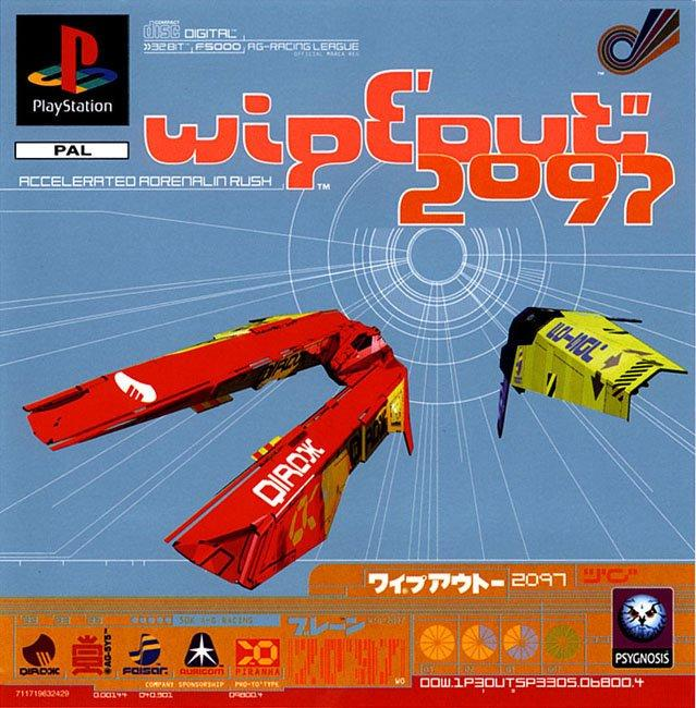 WipEout 2097 090929093708289184547910