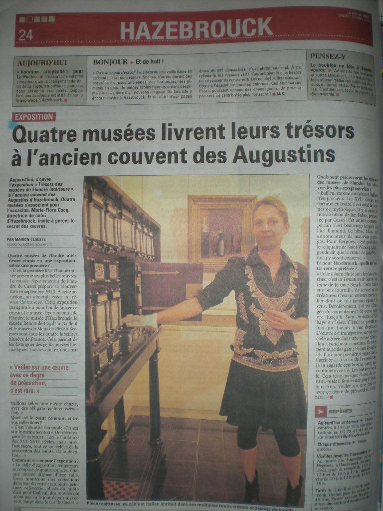 Kunst in Frans-Vlaanderen 091005083642440054579040