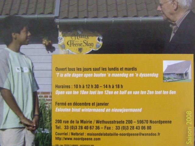 Recente West-Vlaamse opschriften en mededelingen 091007051031440054593711