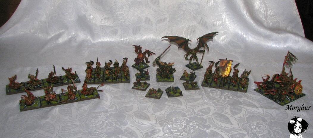 Nurgle armée 001