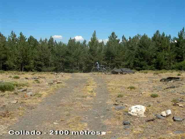 Collado - ES-AL- 2100 mètres