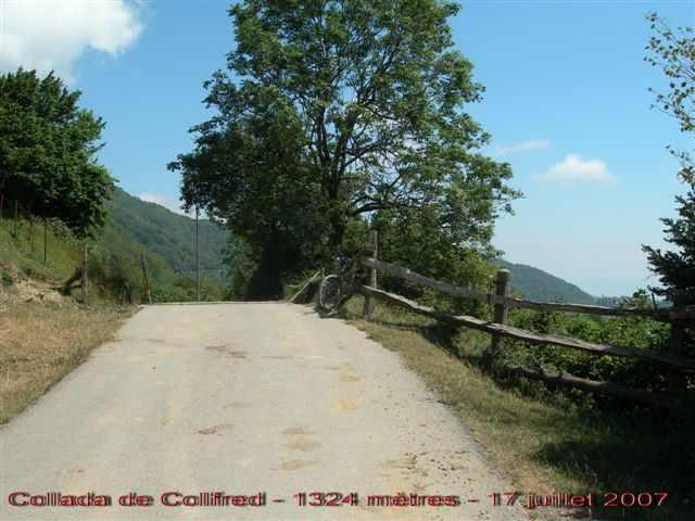 Collada de Collfred - ES-GI-1324