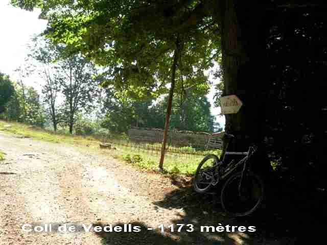 Collet dels Vedells - ES-GI-1173