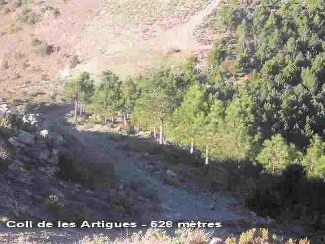 Coll de les Artigues - ES-GI-0528