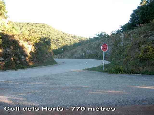 Coll dels Horts - ES-GI-0765