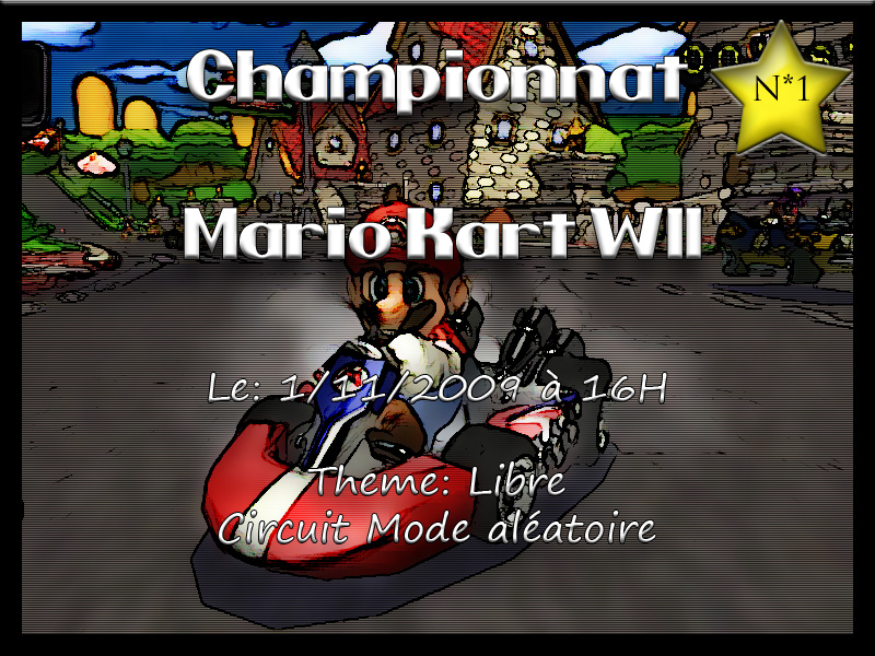 [Championnat] 1/11/09 Mario Kart Wii -Reporter a lundi 20H 091020090602491574682065