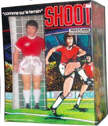 SHOOT - Meccano : le jeu de football 091022103351668844694866