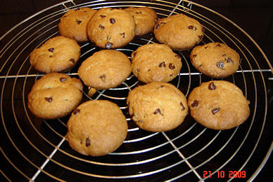 Cookies aux pépites de chocolat 091023053826219704698182