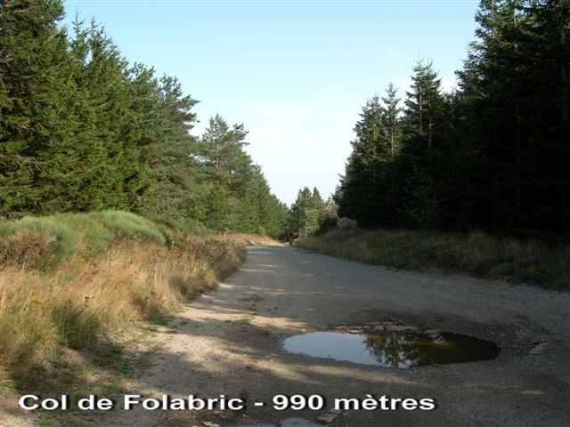 Col de Folabric - FR-34-0985 Près du lac de Vézoles